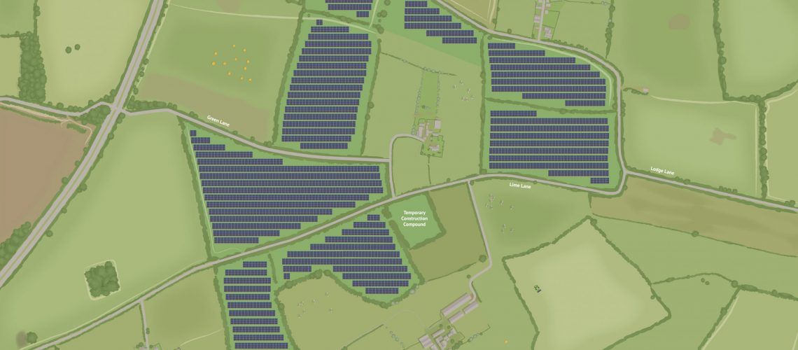 Whinfield Solar Farm