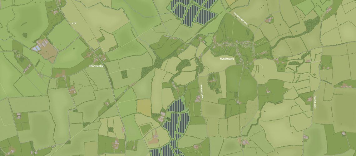 Woolpots Solar Farm